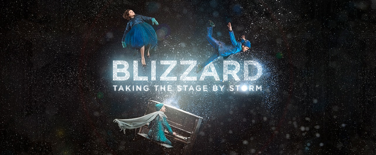 Cirque FLIP FabriQue presents BLIZZARD